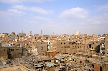 Cairo Egypt Skyline